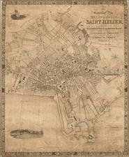 British Isles Map By Elias Le Gros