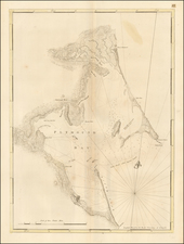 Massachusetts and American Revolution Map By Joseph Frederick Wallet Des Barres