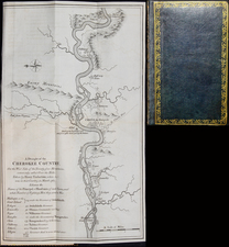 South and Tennessee Map By Henry Timberlake
