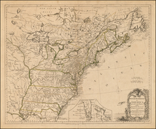 United States Map By Andrew Dury