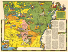 Arkansas  The Wonder State By R.T. Aitchison