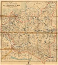 Poland Map By Centrala Sprzedazy Map Koziej ...