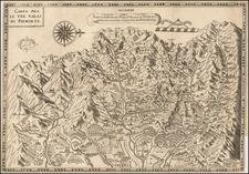 Italy Map By Valerius Crassus