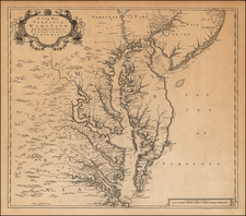 Mid-Atlantic and Southeast Map By Christopher Browne