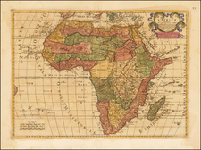 Africa and Africa Map By Paolo Petrini