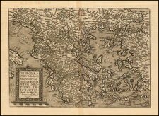 Balkans, Turkey and Greece Map By Matthias Quad