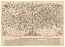 World and World Map By  Gerard Mercator