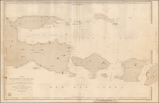 Southeast Asia Map By Depot de la Marine