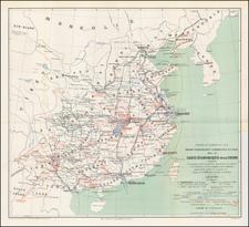 China Map By Chambre de Commerce de Lyon