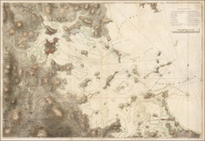 Massachusetts, Mid-Atlantic and Boston Map By Joseph Frederick Wallet Des Barres