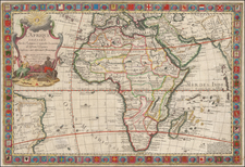 Africa and Africa Map By Guillaume Danet
