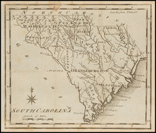 Southeast Map By Joseph Scott