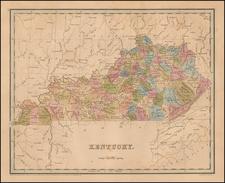 South Map By Thomas Gamaliel Bradford