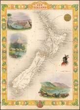 New Zealand By John Tallis