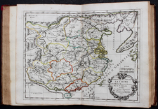 China Map By Pierre Mariette  &  Nicolas Sanson  &  Sanson fils