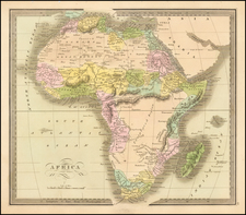 Africa and Africa Map By Jeremiah Greenleaf
