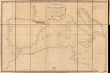 Map By Depot de la Marine