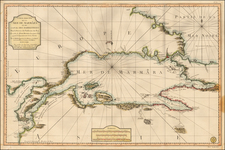 Turkey and Turkey & Asia Minor Map By Jacques Nicolas Bellin