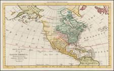 North America Map By Thomas Bowen