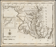 Mid-Atlantic Map By Joseph Scott