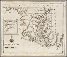 Mid-Atlantic Map By Joseph Scott
