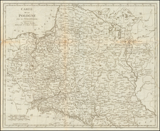 Poland Map By Anonymous