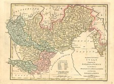 Europe and Italy Map By Robert Wilkinson