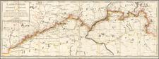 Poland Map By Friedrich Bernhard Engelhardt