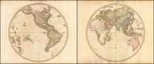 World and World Map By John Pinkerton
