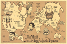 World, World and United States Map By David Horsey