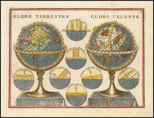 Celestial Maps Map By Jacques Chiquet