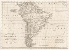 South America Map By Thomas Bowen