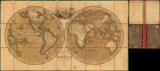 World and World Map By Henry Schenk Tanner