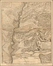 Süddeutschland Map By Paul de Rapin de Thoyras