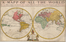 World and World Map By William Berry