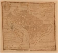 Mid-Atlantic Map By Andrew Ellicott