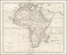 Africa and Africa Map By Thomas Bowen