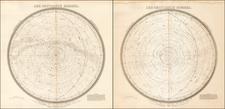 Celestial Maps Map By Carl Ferdinand Weiland