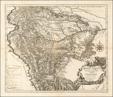 South America Map By Petro Parcar