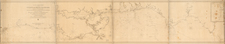 Florida and South Map By William Faden / British Admiralty / George  Gauld