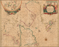 Polar Maps and Canada Map By John Seller  &  John Thornton