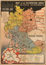 Europe, Europe, Poland, Czech Republic & Slovakia, Baltic Countries and Germany Map By Atlanta Map