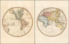 World and World Map By Fielding Lucas Jr.