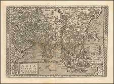 Asia, Asia and Philippines Map By Matthias Quad / Johann Bussemachaer