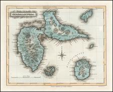 Other Islands Map By Fielding Lucas Jr.