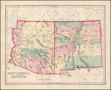 New Mexico and Arizona By O.W. Gray