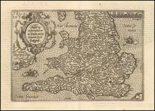 British Isles Map By Matthias Quad