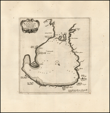 Philippines Map By Pieter van der Aa