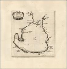 Philippines Map By Pieter van der Aa