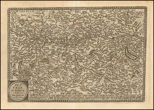 Austria Map By Matthias Quad